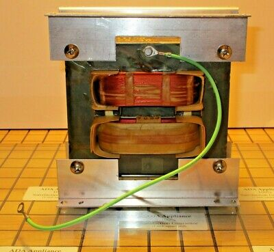 Thermador Oven High Voltage Transformer 00487123, 14-29-036, 14-29-433