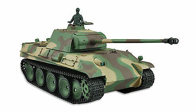 RC Militär Panzer German Jagdpanther R&S/2.4GHZ AMEWI QC Control Edition