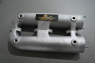 Exhaust Manifolds Dog Clutch Tawco Marine v8 chev speed boat drag