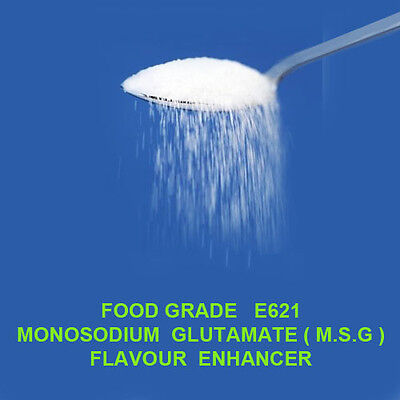 200g   Monosodium Glutamate E621 ( MSG ) Flavour Enhancer Seasoning