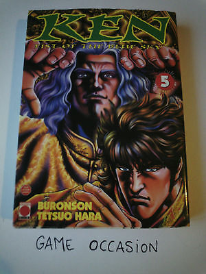 Ken Fist Of The Blue Sky Tome 5 Buronson Hara - Generation Comics