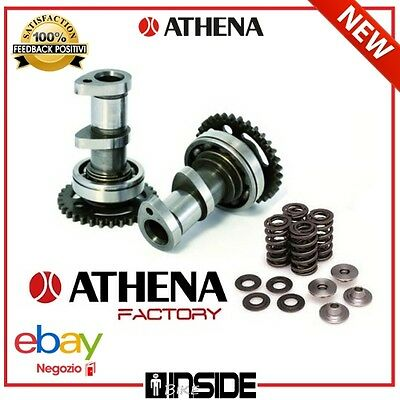 Albero Camme + Molle Factory Camshaft Off Road Athena Honda Crf 250 R 14 - 15