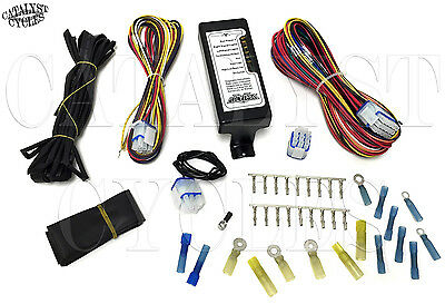 Complete Motorcycle Wiring Harness Ultima Wiring Harness for Harley or Custom