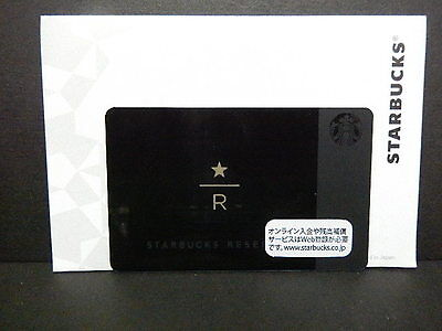 Starbucks Japan Reserve Store gift card