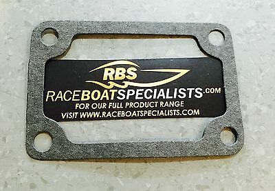 Dog Clutch Lid Gasket Replacement v8 chev speed boat Tawco Ski Speed Inboard