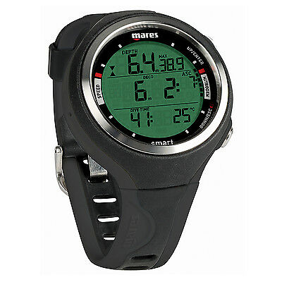 Mares Smart Dive Computer Black 02UK