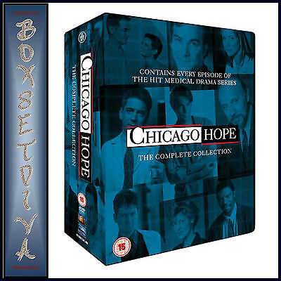 Chicago Hope -Complete Collection - Series 1 2 3 4 5 & 6 *brand New Dvd Boxset**