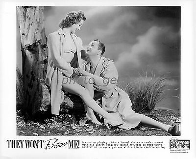 1947 They Won't Believe Me! (1) Robert Young Susan Hayward