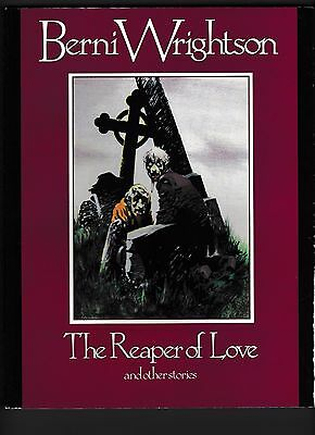 Bernie Wrightson: The Reaper of Love and Other Stories  GN