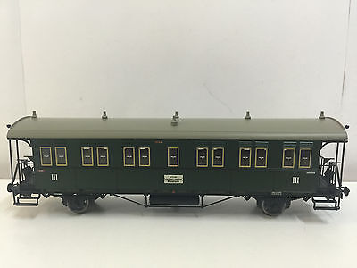 LILIPUT, Personenwagen 3.Klasse BADEN, SCALE 1:87, NEW IN BOX WAGON, L334008