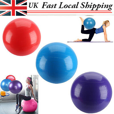 Fitness Exercise Swiss Fit Yoga Class Anti Burst Gym Ball Core Gymball Pump