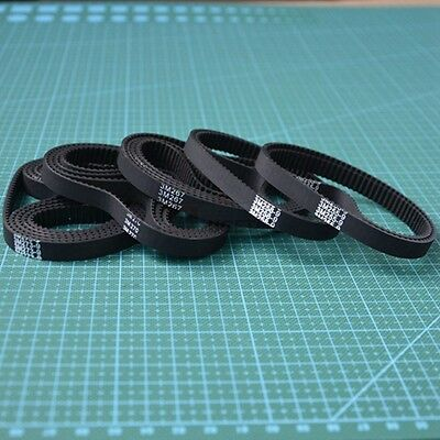 HTD5M 800 Timing Belt Synchronous Wheel Timing Belt Pitch 5MM Width 15/20/25mm