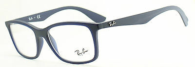 1454717b7161a RAY BAN RB 7047 5450 54mm Blue RX Optical FRAMES RAYBAN Glasses Eyewear -  New