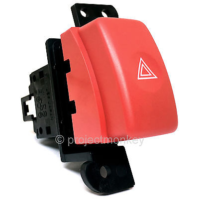 JDM Subaru 00-04 Legacy S401 Red Hazard Button Switch Baja Outback Genuine OEM