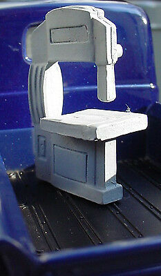 Band Saw Miniature Table Top Style 1/24 Scale G Scale Diorama Accessory Item