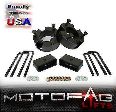 """2005-2017 Toyota Tacoma 3"""" Front 2"""" Rear Leveling Lift Kit 4WD 2WD MADE IN USA"""