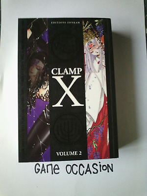 Clamp X Tome 2 - Tonkam