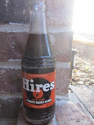1951 8oz HIRES ROOT BEER ACL Soda Bottle - PHILADELPHIA PA