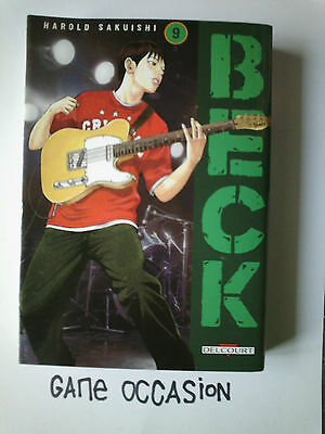 Beck Tome 9 Sakuishi - Delcourt