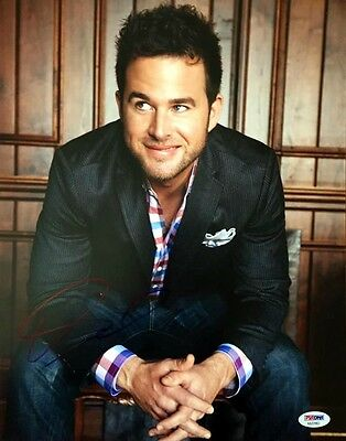 DAVID NAIL SIGNED AUTOGRAPHED 11x14 PHOTO COUNTRY MUSIC VERY RARE PSA/DNA
