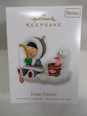 2010 Hallmark Keepsake Ornament Frosty Friends #31