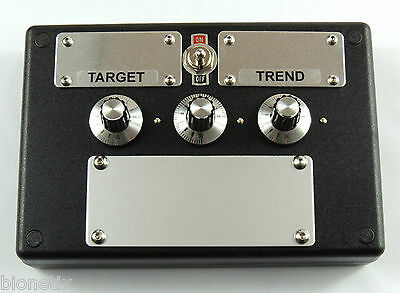 3 Dial Tuner Radionic Box Broadcast / Transmit