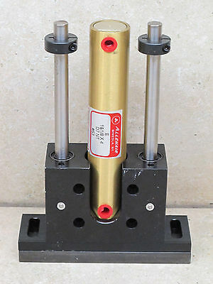 """Ultramation,  2Bf-4T3 , 1 1/8""""  Bore X 4"""" Stroke, Guided Cylinder"""