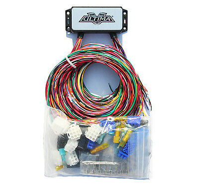 ultima wiring harness complete motorcycle wiring harness for rh picclick co uk