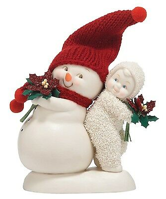 Dept 56 Snowbabies You're The Best Gift of All Figurine Ornament 11cm 4038106