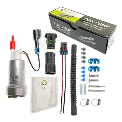 WALBRO 485LPH E85 In-Tank Fuel Pump+FITTING KIT FOR TOYOTA JZX90//100 F90000274
