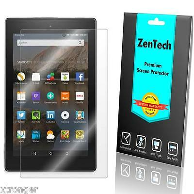 2X Ultra HD Clear Screen Protector Guard Shield Armor For Amazon Kindle Fire