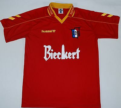 1994-1995 Deportivo Espanol Hummel Home Football Shirt (Size Xl)