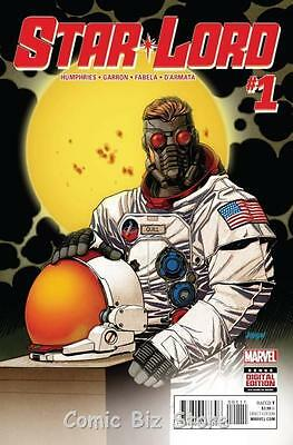 Star-Lord #1 (2015) 1St Printing Bagged & Boarded