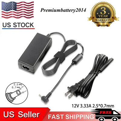 AC Adapter Charger for Samsung Chromebook XE303C12 XE303C12-A01US Power Supply p