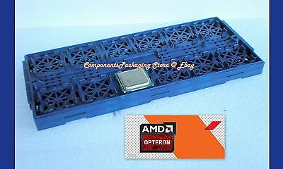 AMD Opteron CPU Tray for Socket F C32 & 1207 F Processor  - Qty 3 fits 36 CPU'S
