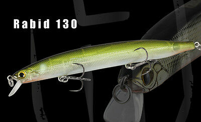 Artificiale HERAKLES RABID 130 - Lures Spinning Colmic/Heracles
