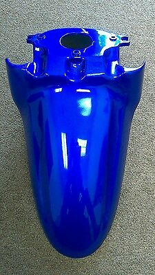 NEW TGB 101S Keywest Scooter Front Fender , OEM, Blue
