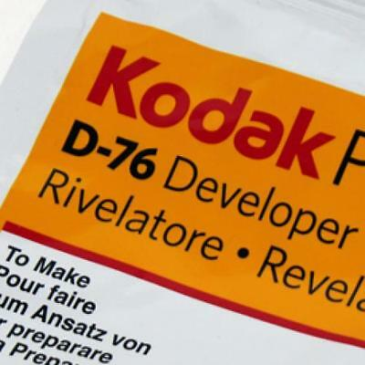 Kodak D-76 BW Developer (To Make 1 Liter)