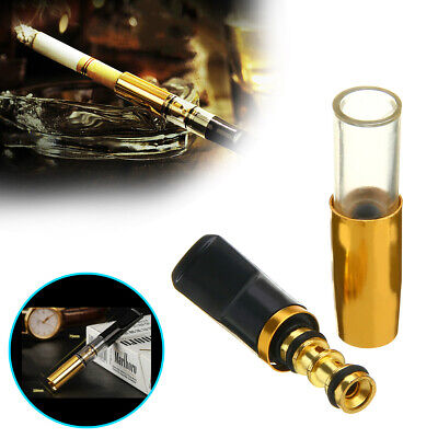Super Cleaning Reduce Tar Smoke Tobacco Filter Cigarette Holder New Reusable