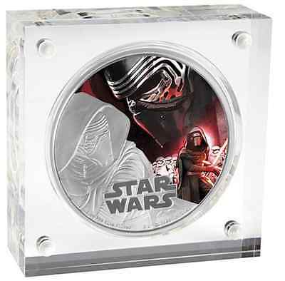 Star Wars: The Force Awakens - Kylo Ren Silver Coin