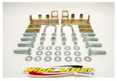 High Lifter Lift Kit for Arctic Cat 400/454/500