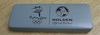 Sydney 2000 - Sponsor Pin Set - Holden