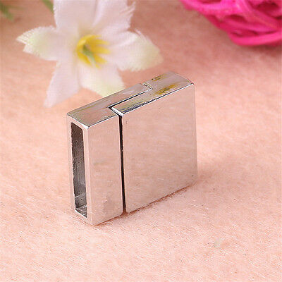 5/10/50pcs Charms DIY Jewelry Magnetic Clasp Beads for Leather bracelet