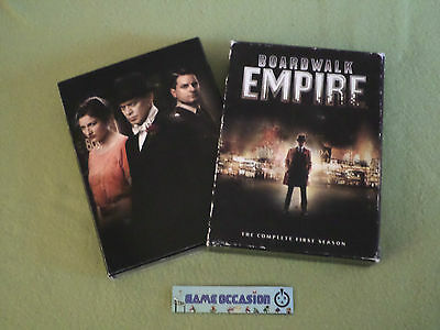 Boardwalk Empire The Complete First Saison / Integrale Saison 1 Coffret 5 Dvd