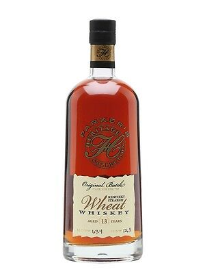 Parker's Heritage Original Batch 13 Year Old Wheat Whiskey Cask Strength 750ml