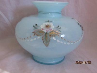 Fenton Glass Limited Edition Vase