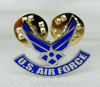 US Air Force U.S. USAF Wings Badge Pin Insignia Logo