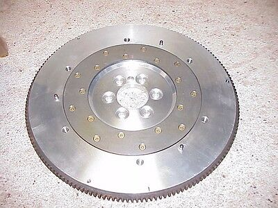 NEW Aluminum 168T Alloy Lightweight Flywheel for LS1 Chevy #198399B Zoom Fidanza