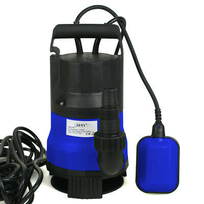 2000 GPH Submersible, Hydroponics, Aquaponics, Fountain Pump 400w