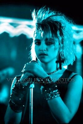 Madonna, Photo 8x12 or 8x10 in Live 1980's Ltd Edition Studio Design Art Print 2